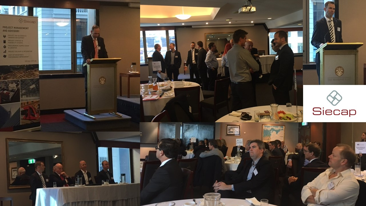Resources Sector Heavyweights Unite at Industry Breakfast Forum