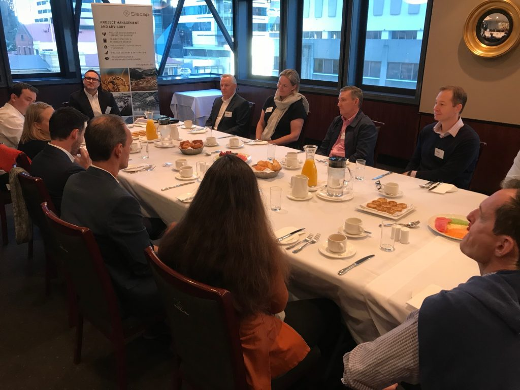 Forum tackles supply chain trends and strategies for a future with ecommerce and entrepreneurship