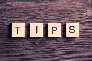 Our expert tips: a series