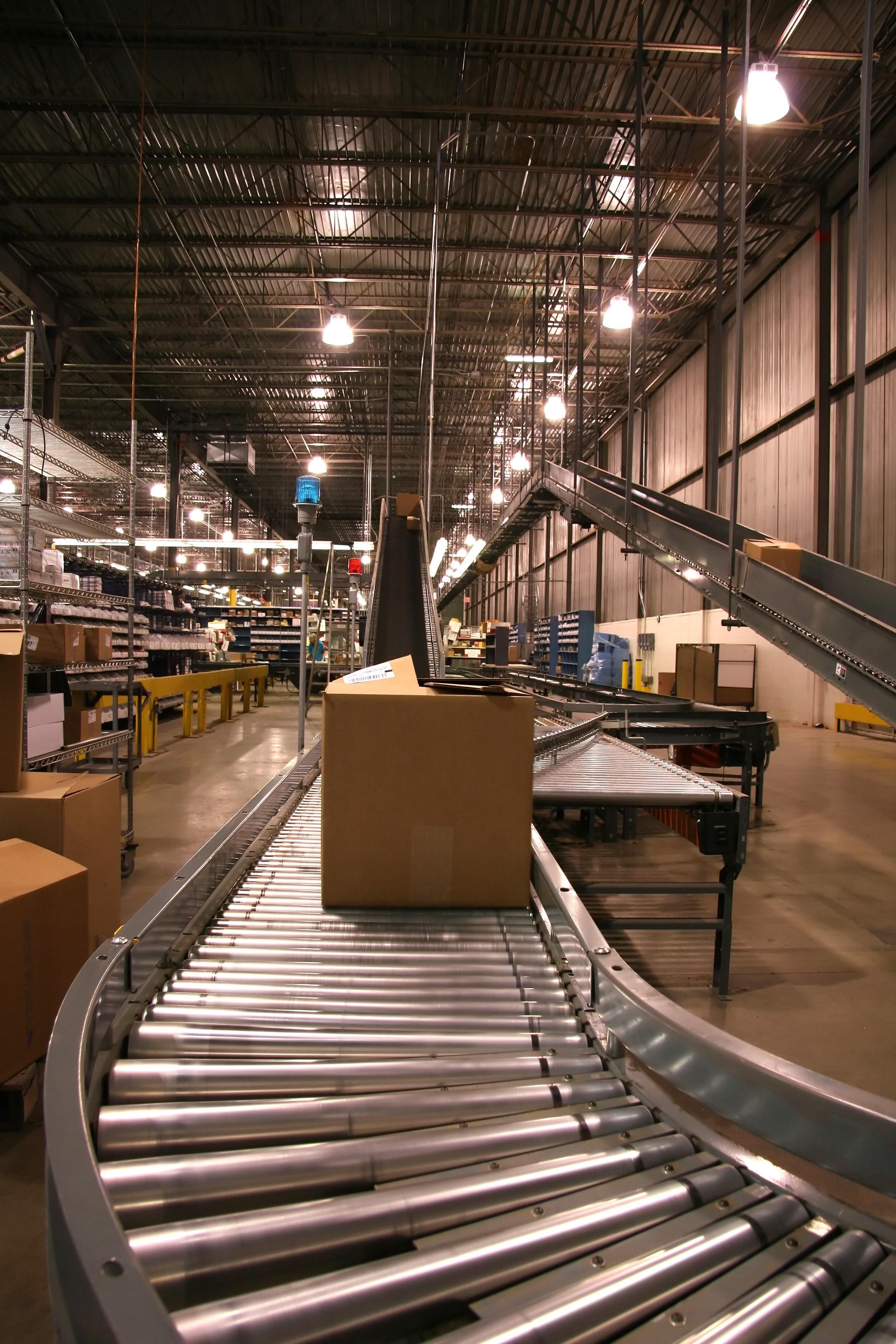 Warehousing Capacity